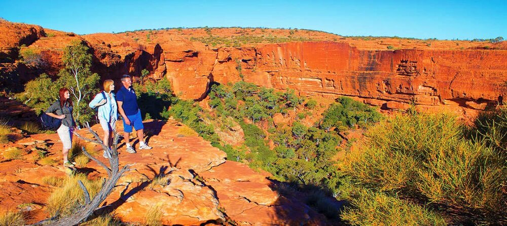 Kings Canyon: Following the trails of Watarrka National Park