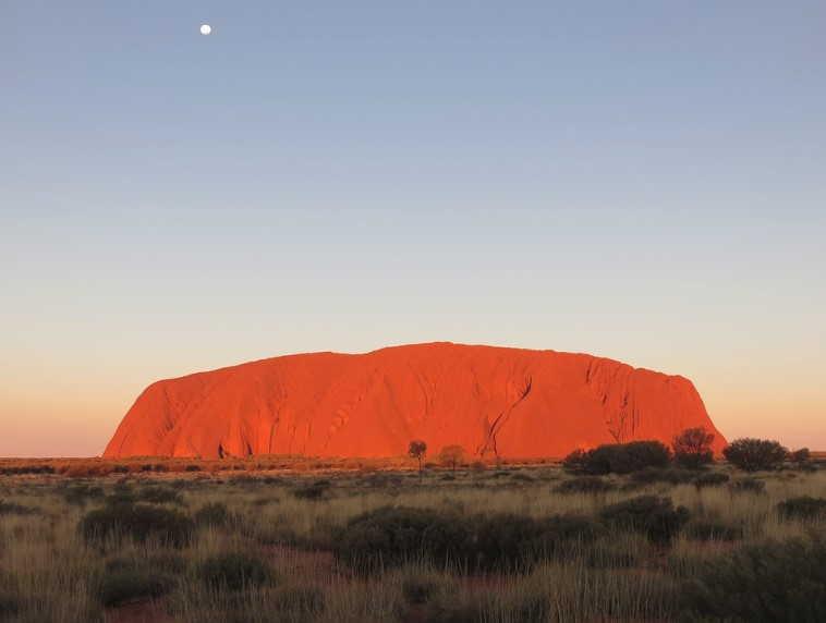 The Oracle of Uluru