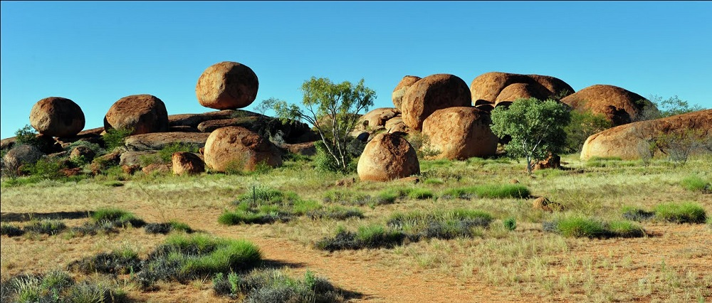 The Dreamtime Stories Of The Devil S Marbles