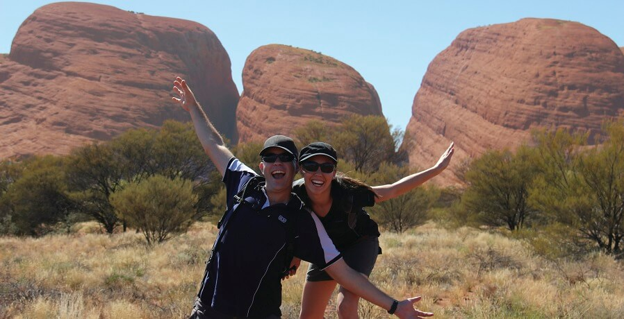 Alice Springs to Uluru Tour Kata Tjuta I