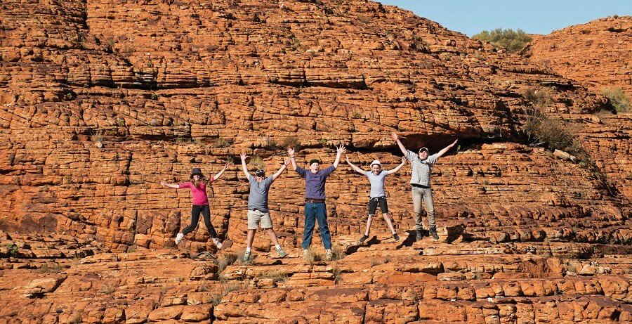 Uluru and Kings Canyon Tour Kings Canyon