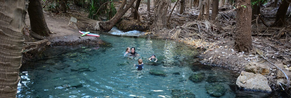 The Rich Culture and Beauty of the Mataranka Hot Springs