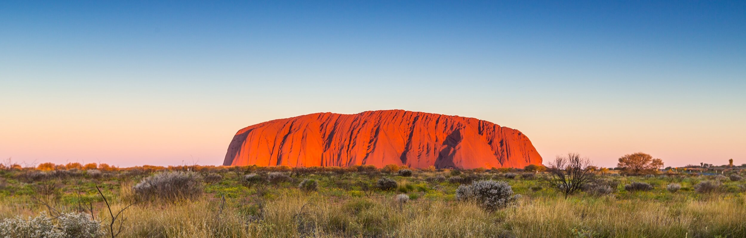 How can you see Uluru?