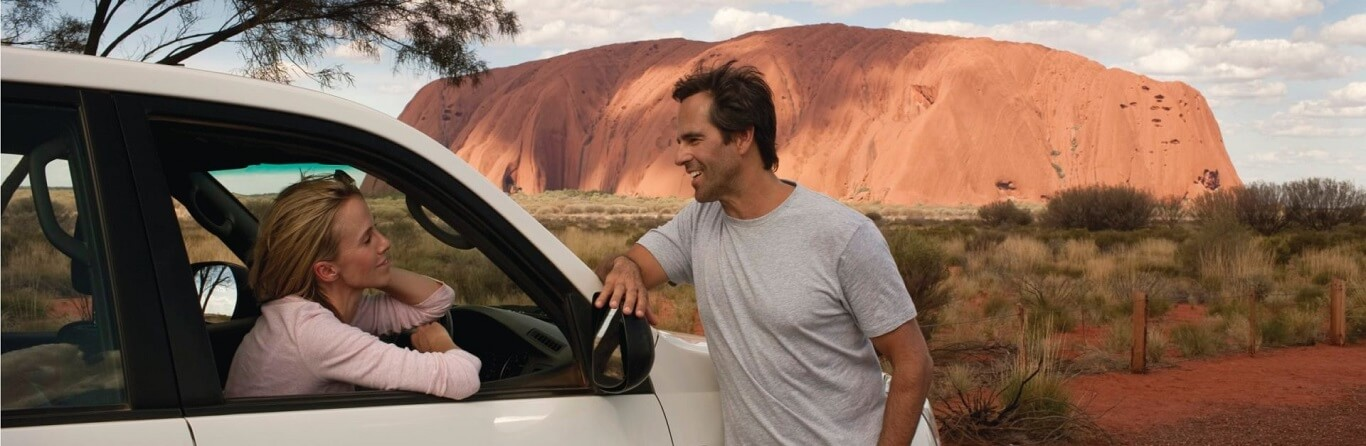 How do you get to Uluru?