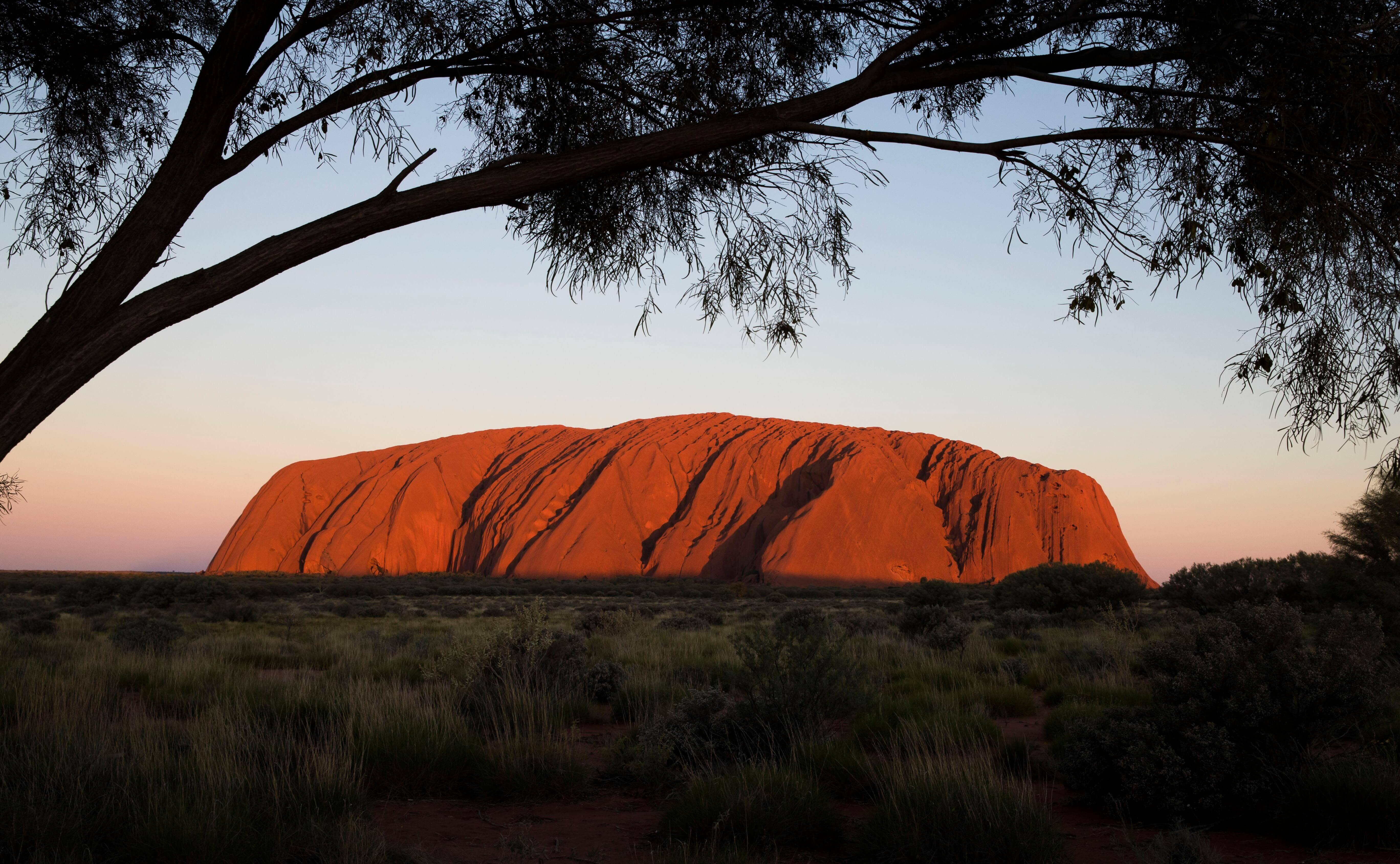 Why you shouldn't climb Uluru