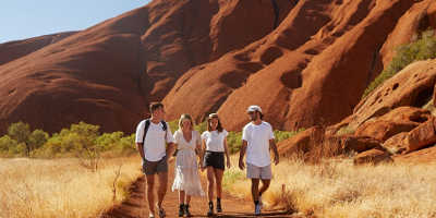 4 Day Ayers Rock and Surrounds Rock to Rock $408