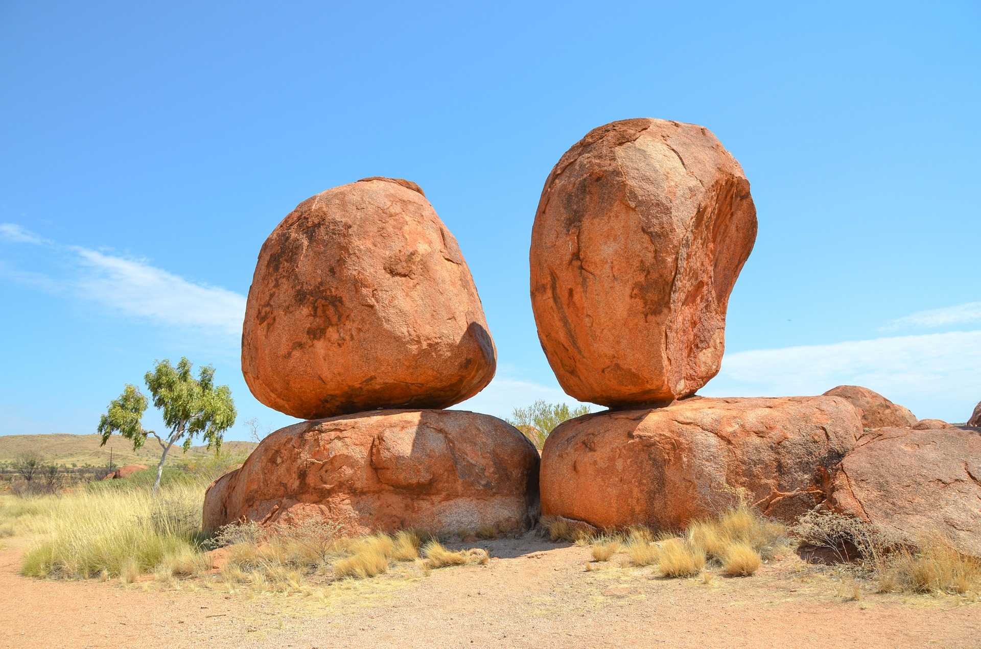 What are the Devils Marbles?