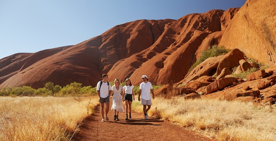 Uluru Sunset Group