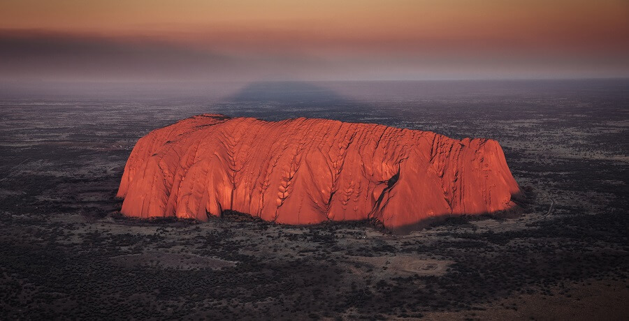 Uluru Sunset Helicopter