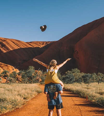 3 Day Uluru & Kings Canyon Tour $398