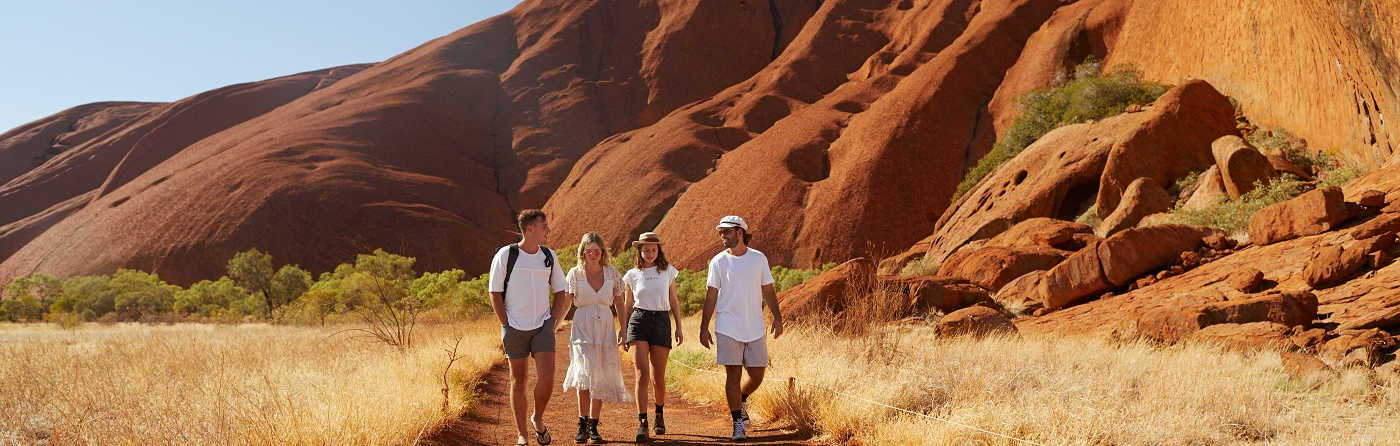 4 Day Ayers Rock and Surrounds Rock to Rock $519