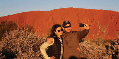 Uluru Sunset Tour $72