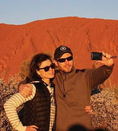 Uluru Sunset Tour $69