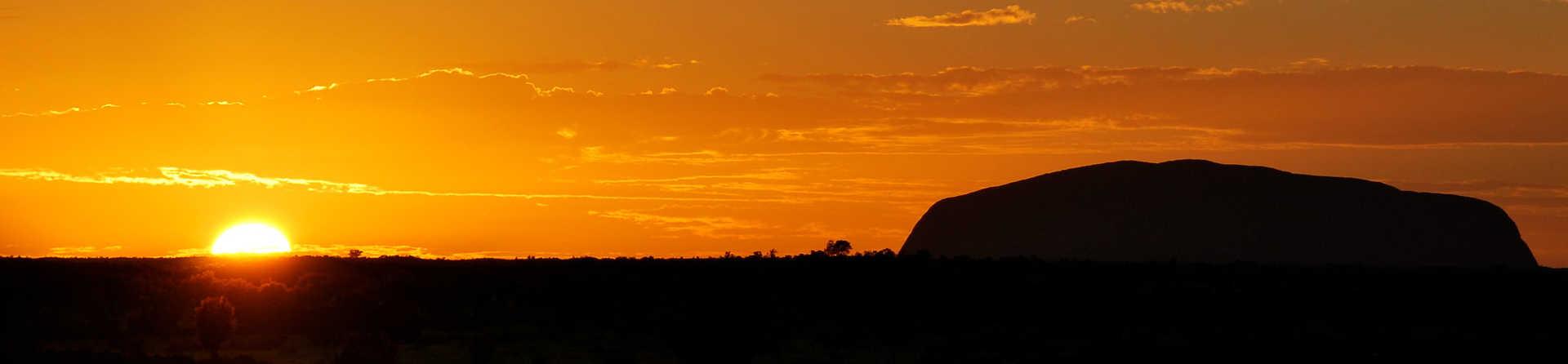 Is Uluru better at sunrise or sunset?